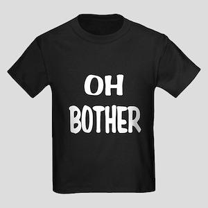 Oh Bother Kids Dark T-Shirt