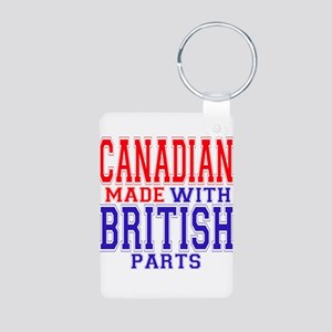 Canadian Made British Parts Aluminum Photo Key