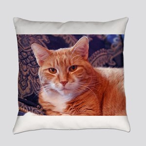 Juba the kitty cat Everyday Pillow