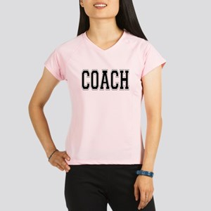 Coach.png Performance Dry T-Shirt