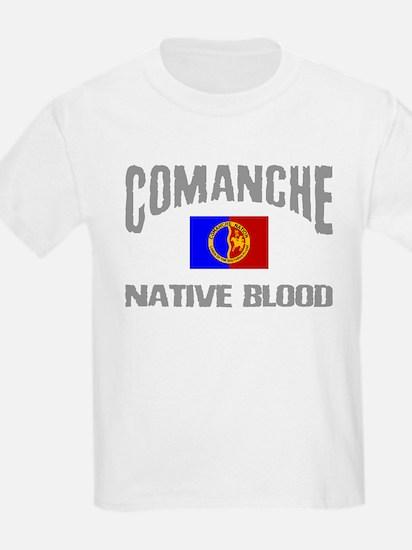 Comanche Native Blood T-Shirt