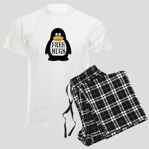 Free Hugs Penguin Pajamas
