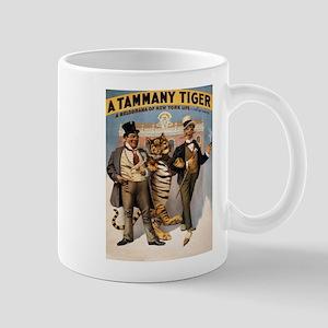 Vintage poster - Tammany tiger Mugs