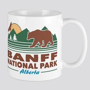Banff National Park Alberta Mug