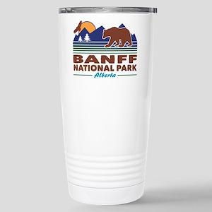 Banff National Park Alb Stainless Steel Travel Mug