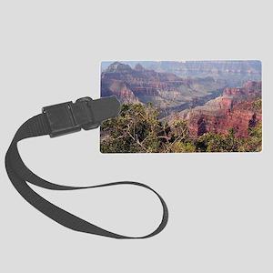 Grand Canyon North Rim, Arizona, Large Luggage Tag