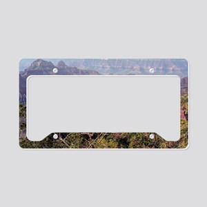 Grand Canyon North Rim, Arizo License Plate Holder