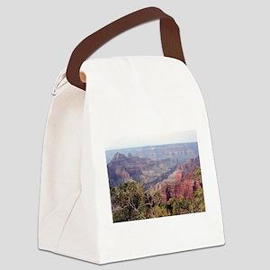 Grand Canyon North Rim, Arizona, Canvas Lunch Bag