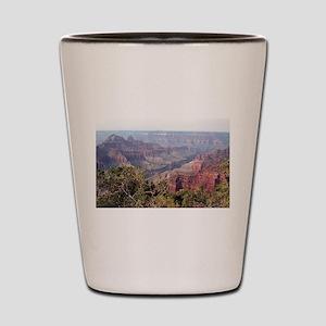 Grand Canyon North Rim, Arizona, USA 7 Shot Glass