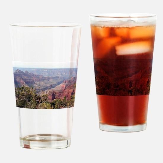 Grand Canyon North Rim, Arizona, US Drinking Glass