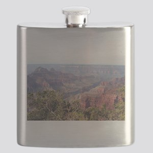 Grand Canyon North Rim, Arizona, USA 7 Flask