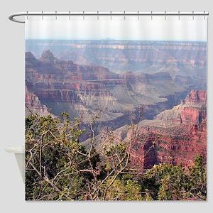 Grand Canyon North Rim, Arizona, US Shower Curtain