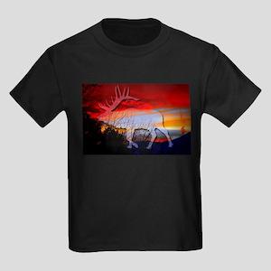 Elk sunset T-Shirt