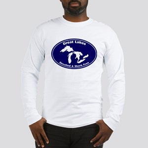 GREAT LAKES SHARK FREE Long Sleeve T-Shirt