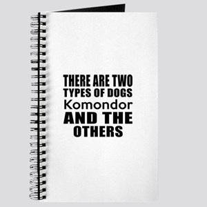 There Are Two Types Of Komondor Dogs Desig Journal