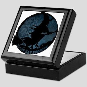 Black Hat Society Keepsake Box