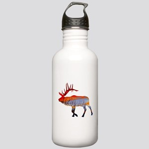 Sunset elk Stainless Water Bottle 1.0L