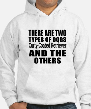 There Are Two Types Of Curly-Coa Jumper Hoody