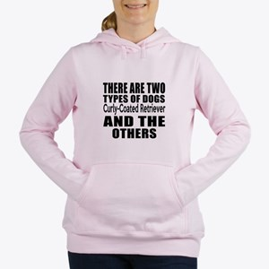 There Are Two Types Of C Women's Hooded Sweatshirt