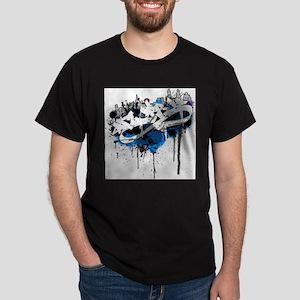 FLOPRO TAG LOGO SPLATTER T SHIR T-Shirt