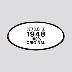 Established In 1948 Patch