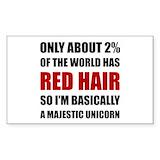 Redhead Single