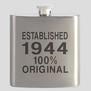 Established In 1944 Flask