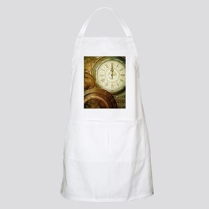 Steampunk, the clockswork Apron