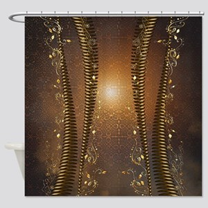 Wonderful decorative vintage design Shower Curtain