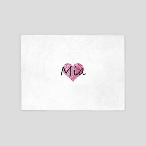 Mia 5'x7'Area Rug