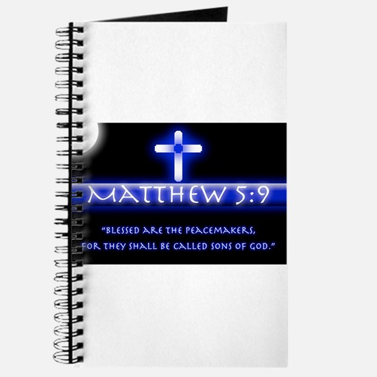 Blessed Are the PeaceMakers Journal