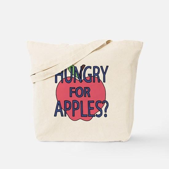 Cute Apples Tote Bag