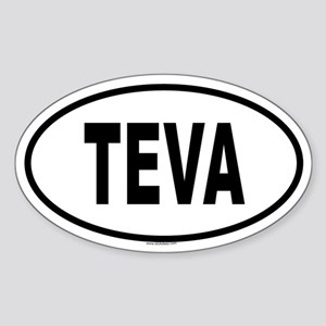 703375265a459b Teva Stickers - CafePress