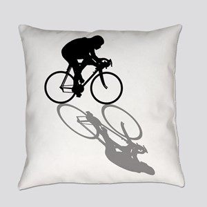 Cycling Bike Everyday Pillow