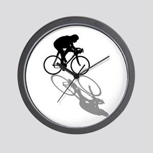 Cycling Bike Wall Clock