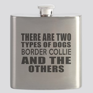 There Are Two Types Of Border Collie Dogs De Flask