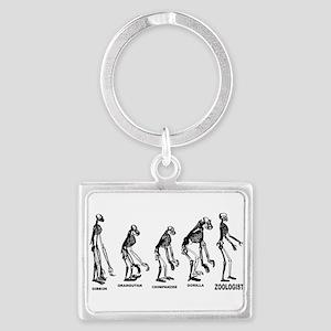 Zoologist Keychains