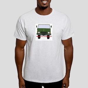 Yellow pinzgauer truck T-Shirt