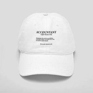 ACCOUNTANT NOUN Cap