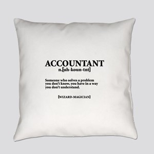 ACCOUNTANT NOUN Everyday Pillow