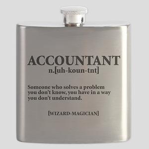 ACCOUNTANT NOUN Flask