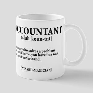 ACCOUNTANT NOUN Mugs