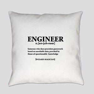 ENGINEER NOUN Everyday Pillow