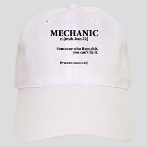 MECHANIC NOUN Cap
