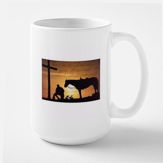 Cowboy Christian Mugs