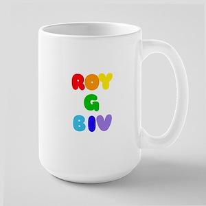 Roy G. Biv Mugs