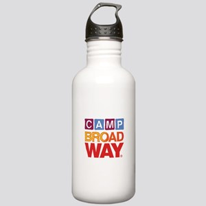 Camp Broadway Stacked Stainless Water Bottle 1.0l