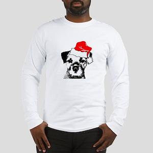 Tony Sez Merry Christmaz Long Sleeve T-Shirt