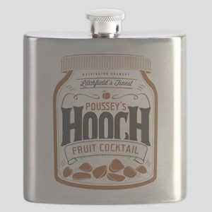 Poussey's Hooch Flask
