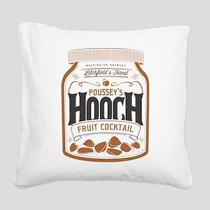 Poussey's Hooch Square Canvas Pillow